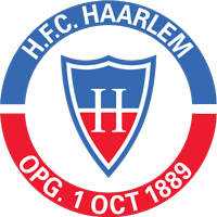 HFC Haarlem club logo