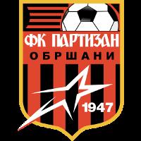 Obršani club logo