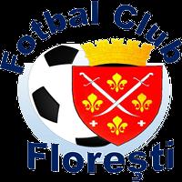 Floreşti club logo