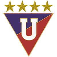 LDU de Quito club logo