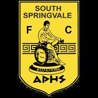 Sth Springvale club logo