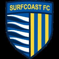 Surf Coast FC club logo