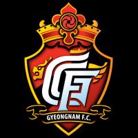 Logo of Gyeongnam FC