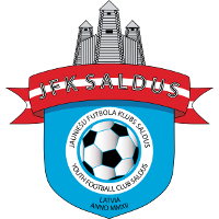 JFK Saldus club logo