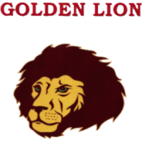 Golden Lion club logo