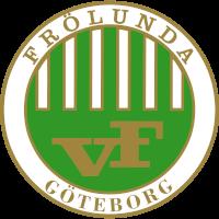 V. Frölunda club logo