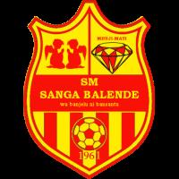 Sanga Balende club logo