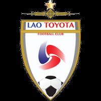 Lao Toyota FC club logo