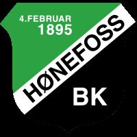 Hønefoss BK clublogo