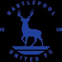 Hartlepool United FC logo