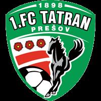 Tatran Prešov club logo