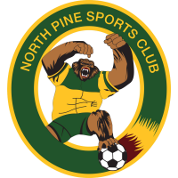 North Pine club logo
