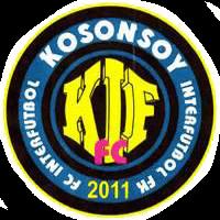 Kosonsoy FK club logo