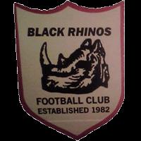 Black Rhinos club logo