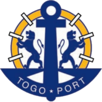 AS Togo Port club logo