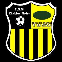 Diables Noirs club logo