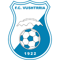 Vushtrria club logo