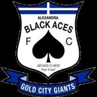 Black Aces FC club logo