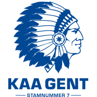 Logo of KAA Gent