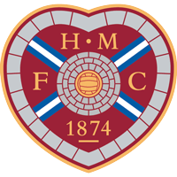 Hearts club logo