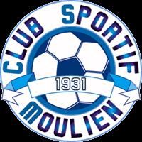 CS Moulien club logo