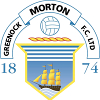 Logo of Greenock Morton FC