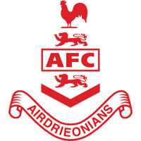 Airdrieonians FC clublogo