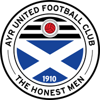 Logo of Ayr United FC