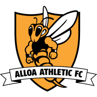 Alloa Athletic club logo