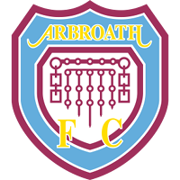 Logo of Arbroath FC