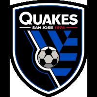 San Jose Earthquakes Reserves club logo