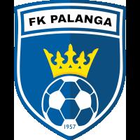 FK Palanga club logo