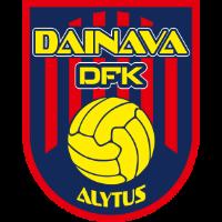 DFK Dainava club logo