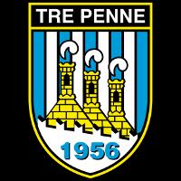 Tre Penne club logo