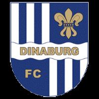 FK Dinaburg Daugavpils club logo