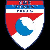 Grbalj club logo