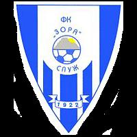 FK Zora Spuž club logo