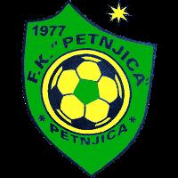 Petnjica club logo