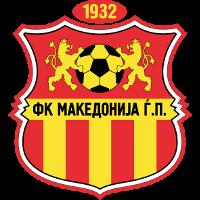 FK Makedonija Gjorče Petrov logo