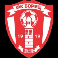 Logo of FK Borec 1919 Veles