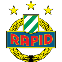 Rapid Wien club logo