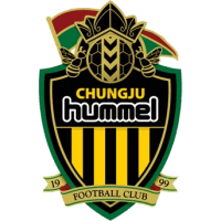 Chungju Hummel club logo