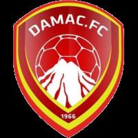 Logo of Damac Saudi Club