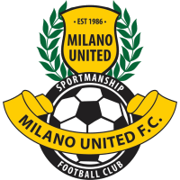 Milano United club logo