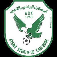 AS Kasserine club logo