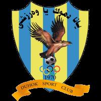 Duhok SC club logo