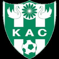 Kénitra AC club logo