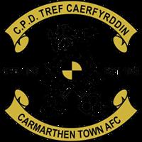 Carmarthen club logo