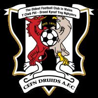 Cefn Druids club logo