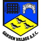 Garden Village AFC club logo